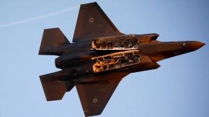 Hat Israel seine Luftangriffe auf den Irak ausgeweitet?