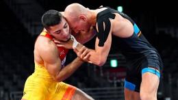 Ringer Stäbler gewinnt Olympia-Bronze