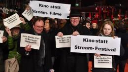 """Sollen """"Streaming""""-Filme auch teilnehmen dürfen?"""