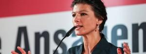 """""""Aufruf zum Terrorismus"""": Sahra Wagenknecht über Recep Tayyip Erdogan"""