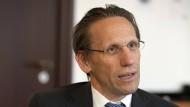 Zu Gast bei den Familienunternehmen: Staatssekretär Jörg Kukies.