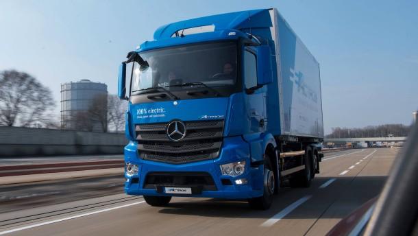 Daimler will nicht mehr Daimler sein