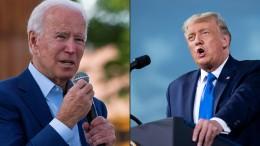 Trump fordert Biden zum Drogentest auf