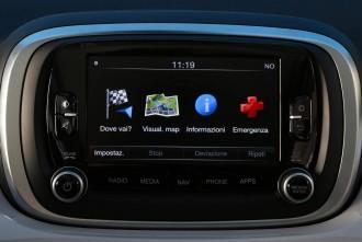 Uconnect-System im Fiat 500X: Knöllchenalarm - Motor - FAZ