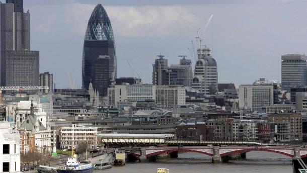 In London droht die nächste Immobilienblase