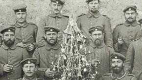 Historisches E-Paper zum Ersten Weltkrieg: Zu Weihnachten 1914