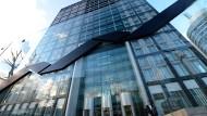 Die Zentrale der Deutschen Börse in Eschborn.
