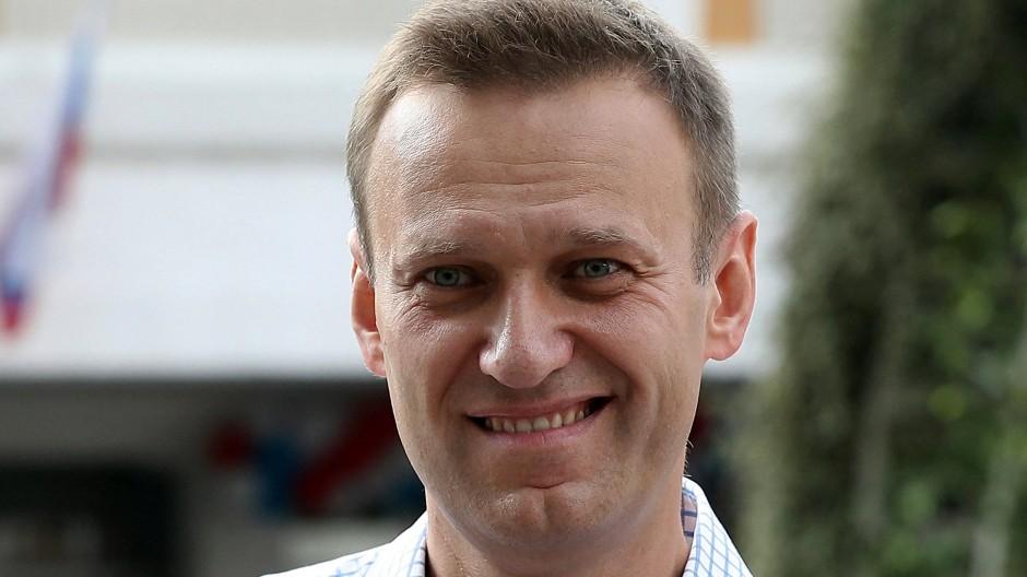 Der Typ, der keine Angst hat: Nawalnyj in einem Video auf seinem Instagram-Account.