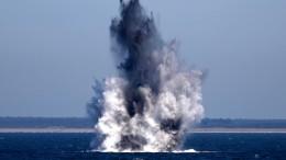 Eine Million Tonnen Munition in Nord- und Ostsee