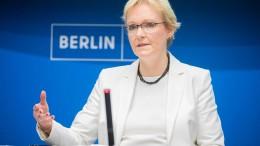 Berlin beruft Landeswahlleiterin ab