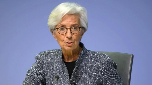 EZB will Anleihen für 750 Milliarden Euro kaufen