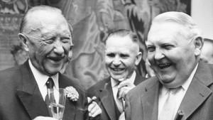 Als sich die CDU vom Sozialismus abwandte
