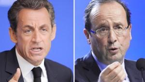 Hollande kritisiert Schengen-Vorstoß