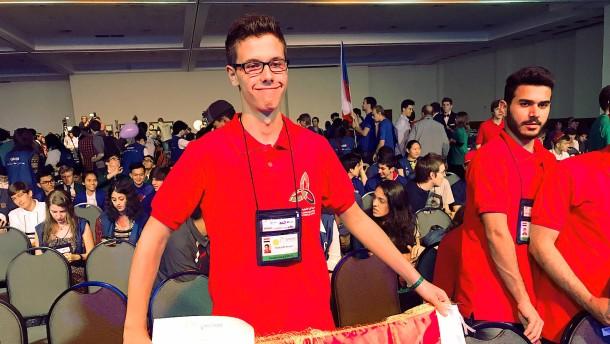 Assads Sohn zieht syrisches Team bei Mathe-Olympiade runter