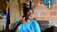 """Dona Lenir, Vorstand des Indigenen Frauenvereins """"Du wirst den Hut vor mir ziehen!"""""""
