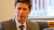 Maarten Verwey wechselte 2011 als Quereinsteiger aus dem niederländischen Finanzministerium zur EU-Kommission.