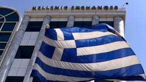 Ruhe vor der Griechenland-Wahl