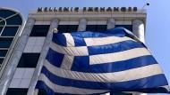 Die Rendite griechischer Staatsanleihen mit 10 Jahren Laufzeit ist unterdessen auf rund 8 Prozent gesunken.