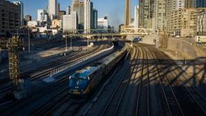 Terroranschlag auf Zug in Kanada vereitelt