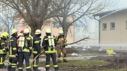 Explosion löst Gas-Engpässe aus