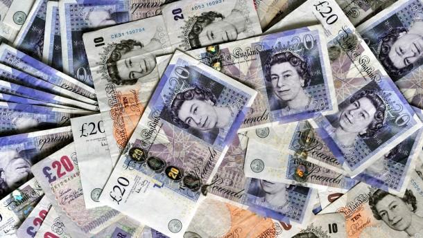 Währungsroulette in Großbritannien