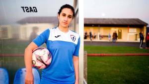 Das Mädchen, das kein Fußballprofi werden wollte