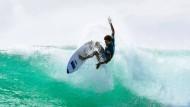 Weltklasse Wellenreiter in Australien