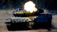 Von der Leyen reaktiviert alte Panzer