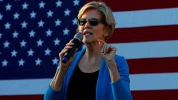 Mark Zuckerberg sagt Elizabeth Warren den Kampf an