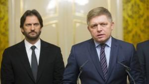 Druck auf slowakische Regierung wächst