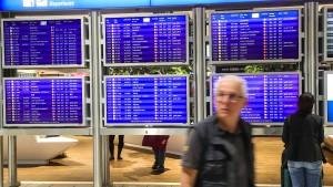 180.000 Passagiere von Flugbegleiter-Streik betroffen