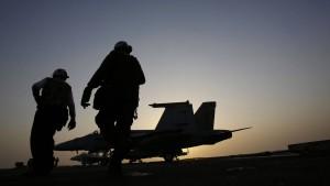 Amerika gibt täglich neun Millionen Dollar für Kampf gegen IS aus