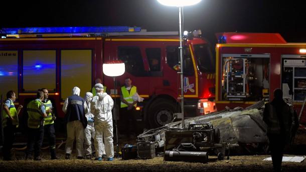 Fünf Kinder verbrennen in Familienwagen in Südfrankreich