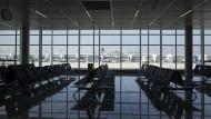 Heftiger Streit am Flughafen München
