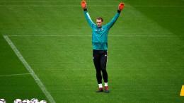 Manuel Neuer bleibt im Tor