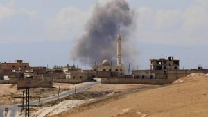 """Gesundheitschef von Idlib: """"Schlimmste Katastrophe"""" seit Kriegsbeginn droht"""