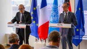 """Eine """"Allianz der Multilateralisten"""""""
