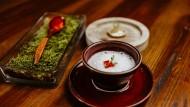 Ein Zusammenspiel von roher Natur und zarter Kulinarik
