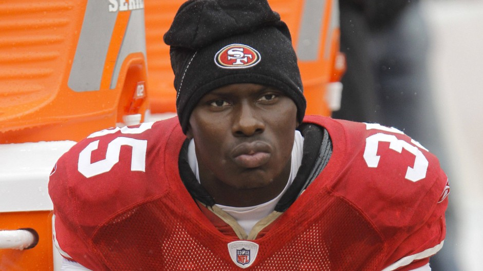 Der frühere NFL-Spieler Phillip Adams
