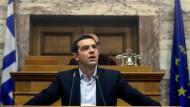 Von Montag an muss Athen seine Konten überziehen