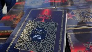Ulmer Druckerei gibt Koran-Auftrag zurück