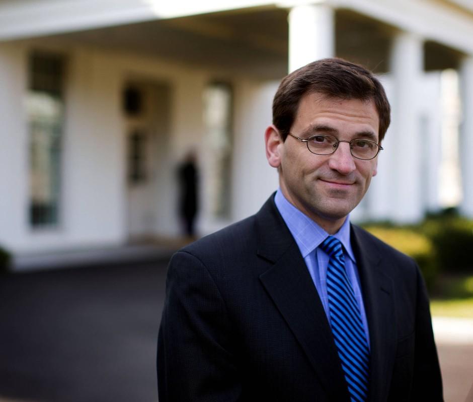 """Kaum ein Journalist hat so direkten Zugang zum Weißen Haus wie Peter Baker, der """"Chief White House Correspondent"""" der """"New York Times"""""""