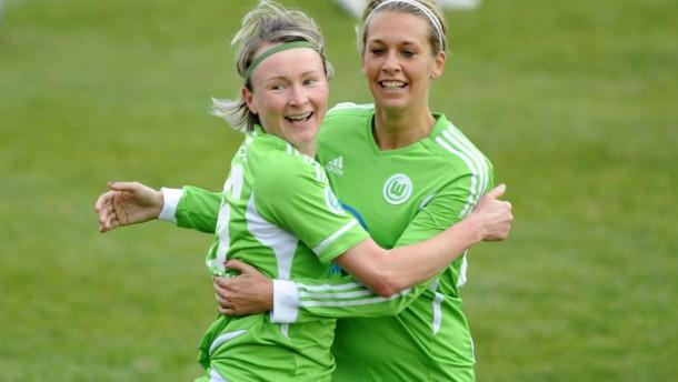 Wolfsburg vor Einzug ins Finale der Champions League