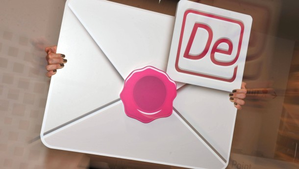 Telekom mit De-Mail am Start