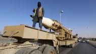 Amerika warnt vor Terrorgruppe Islamischer Staat