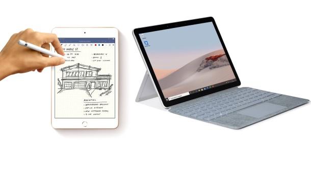 Welches Tablet soll es sein?