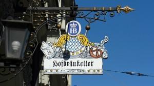 Hofbräukeller in München muss Frauke Petry bewirten