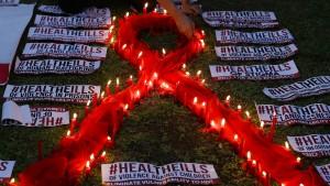 Zahl der Aids-Toten hat sich halbiert