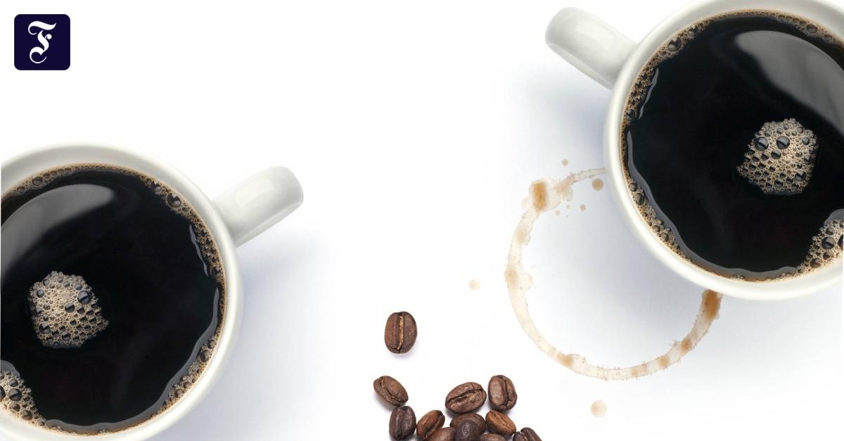 Ist Kaffee Schädlich