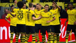 Borussia Dortmund wackelt nur kurz